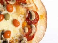 ピザ風チキンサラダのレシピ