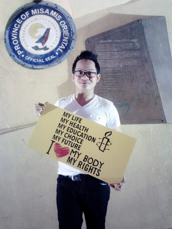 Young and living with HIV in the Philippines   Amnesty ...