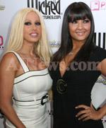 Gina Lynn and Carmen Hart