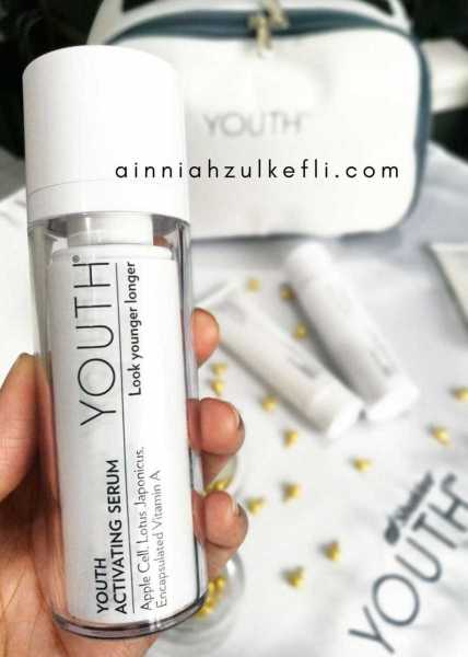 youth activating serum shaklee