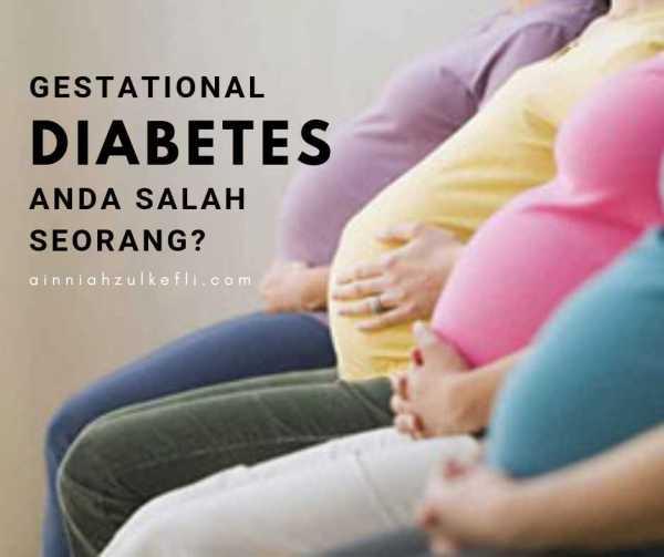 diabetes semasa hamil