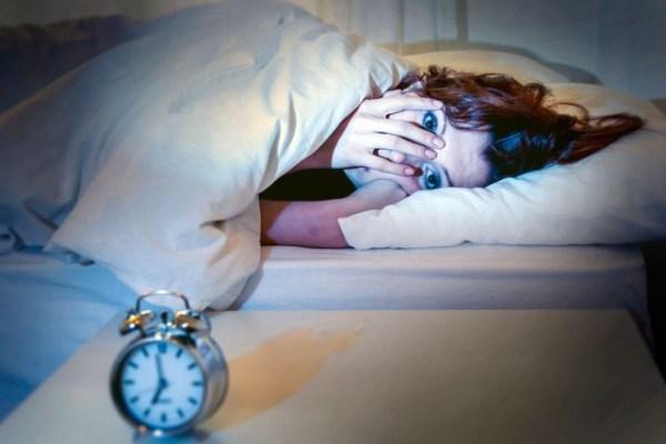 susah tidur malam