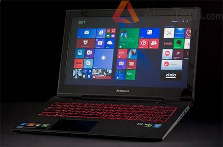 экран, дисплей, Lenovo IdeaPad Y510