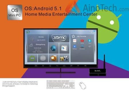 beelink r68 android 5.1 tv