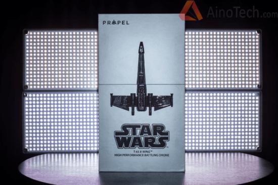 дрон Star Wars Battle Quads