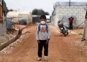 جهاز تنفس وحيد لـكل 37 ألف شخص في إدلب