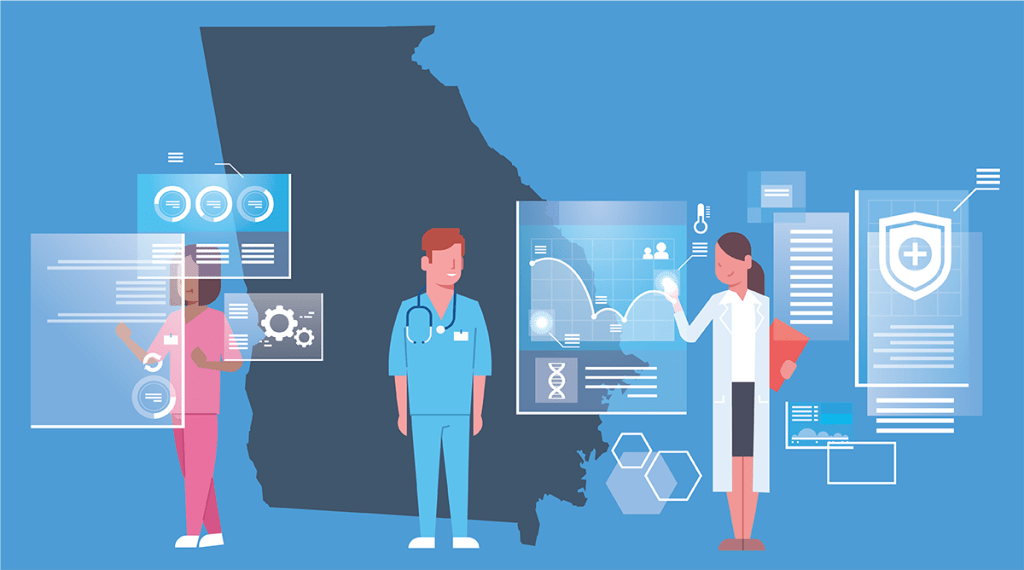 Georgia Hospital Association and Audacious Inquiry Rapidly Expand Statewide Care Coordination