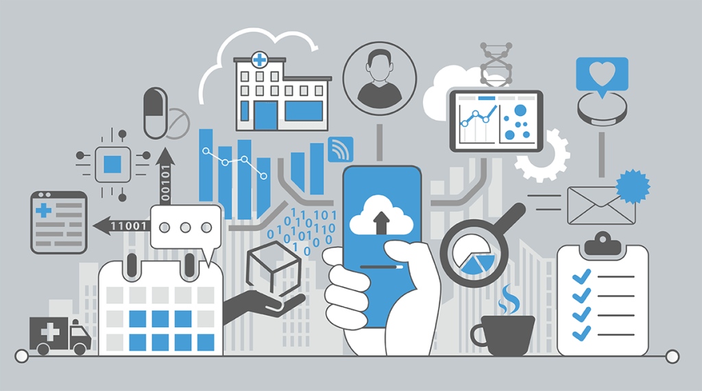 Healthcare IT Digital Transformation: Biggest Trends and Needs