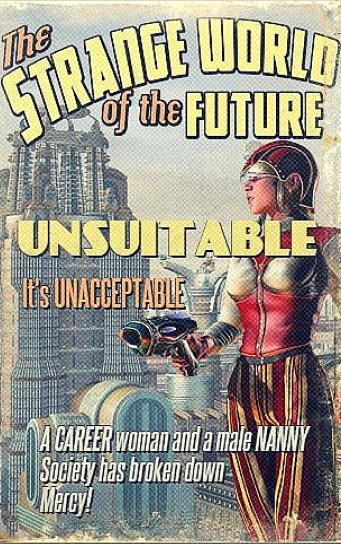 Pulp fiction Unsuitable