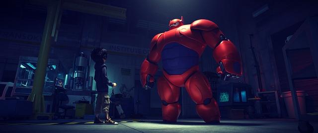 Big Hero 6 Film Review