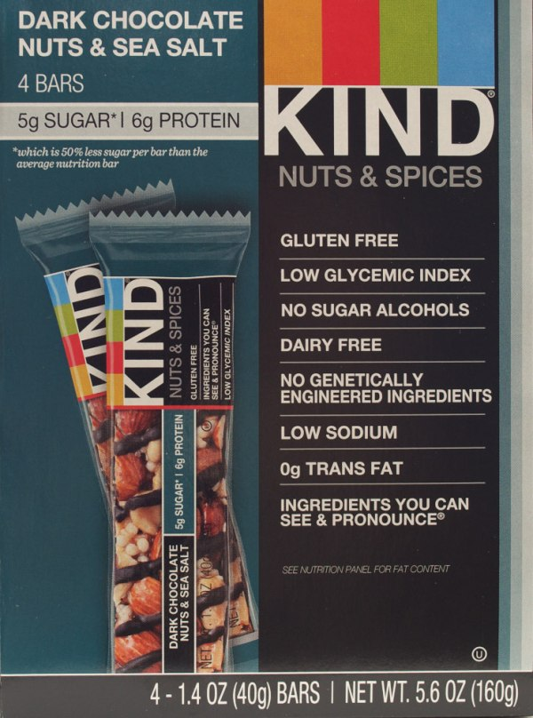Trader Joes Simply Nutty vs Kind Dark Chocolate Nuts