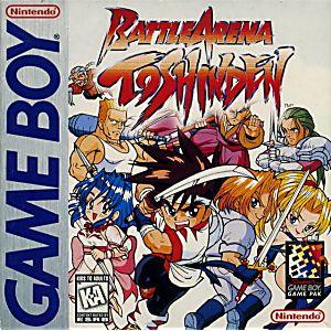 Battle Arena Toshinden Gameboy Aint No Games