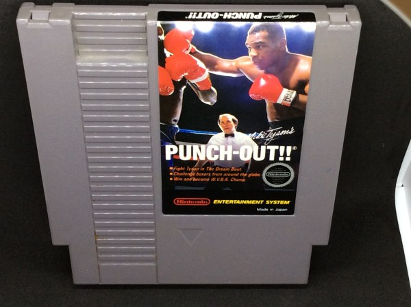 Mike Tyson S Punch Out Nes