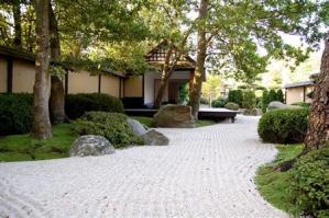 Lørdag 14 maj - Tur til de japanske haver