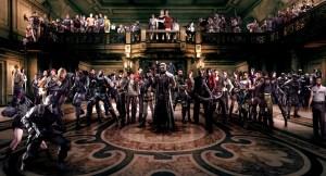 Fredag 21 oktober 2016 – Resident Evil tema aften