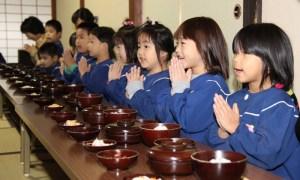 Fredag 18 november 2016 - Japansk bordskik og opførsel i forhold til mad
