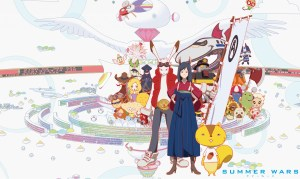 Fredag 28 august – Summer Wars anime film aften