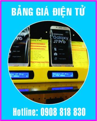 bang gia led dien tu vien thong a 321x400 - Bảng theo dõi năng suất lao động bằng led