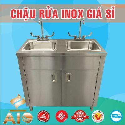 chau rua inox co tu 400x400 - Gia công bồn rửa inox
