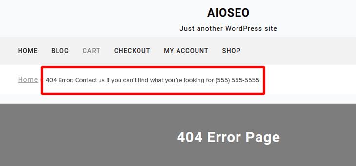 404 error breadcrump example 1