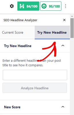 Try New Headline 2