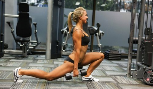 leg exercises_lunges