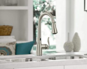5 of the best touchless kitchen faucets