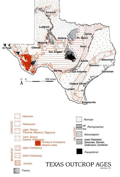 Is Texas In The West : texas, District, Texas, AIPG-TX