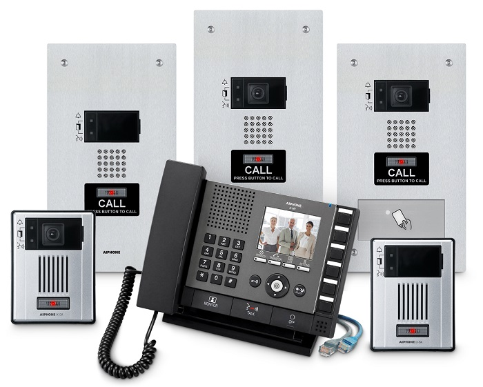 IX Series: IP Video Intercom