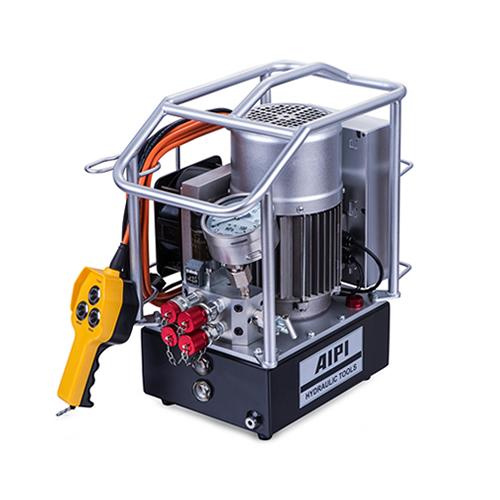 Hydraulic Oil Viscosity of Hydraulic Wrench Pump