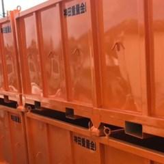 金属スクラップコンテナ設置サービス|非鉄金属買取の神田重量金属株式会社