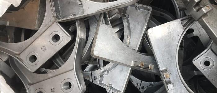 アルミスクラップ系の取扱品目一覧、アルミ合金スクラップ、アルミ6063、アルミ6061、アルミ合金コロ、アルミニウム買取、滋賀県非鉄金属買取の神田重量金属株式会社