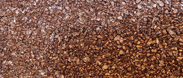 銅スクラップの取扱一覧、銅ナゲット、ナゲット銅、赤ナゲット、雑ナゲット、ナゲット銅スクラップ買取、滋賀県非鉄金属買取の神田重量金属株式会社