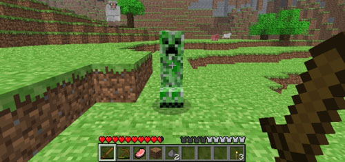 The Ages of Minecraft