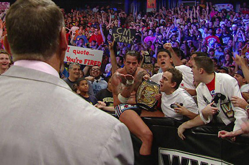 The 10 Best WWE Moments in 2011