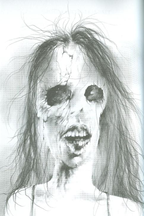 Scary Stories to Tell in the Dark: Gammell vs. Helquist