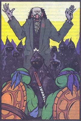 10 Great Scenes From a Bizarre, Unsanctioned Russian Ninja Turtles Comic
