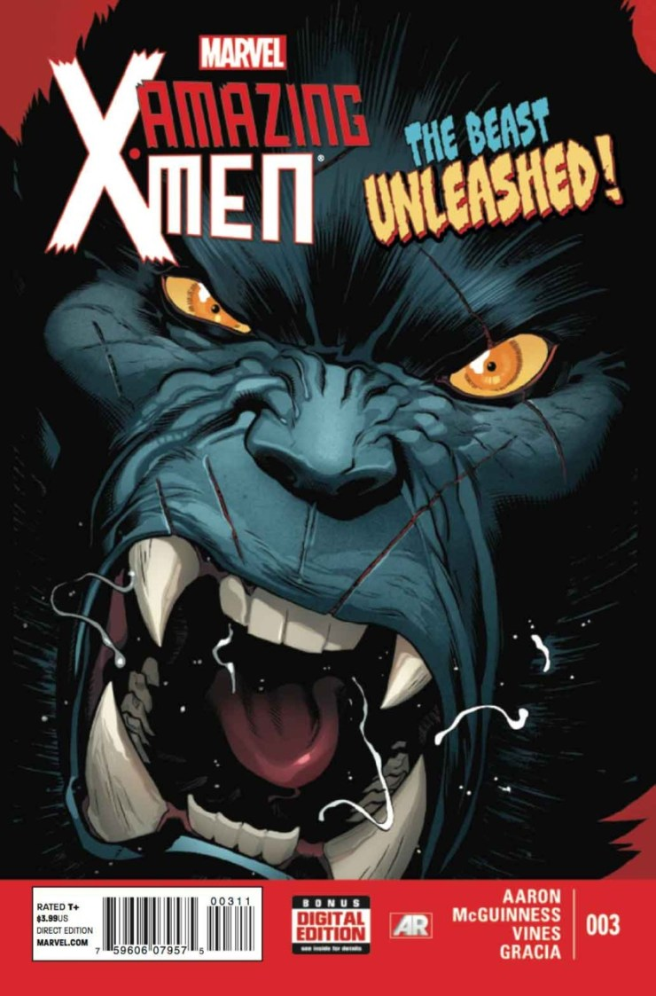 Back for my third X-Men review this week. Up now is Amazing X-Men, continuing the quest for Nightcrawler. Last time we checked in on our heroes they were kicking some serious ass in the afterlife. What now, is it good?