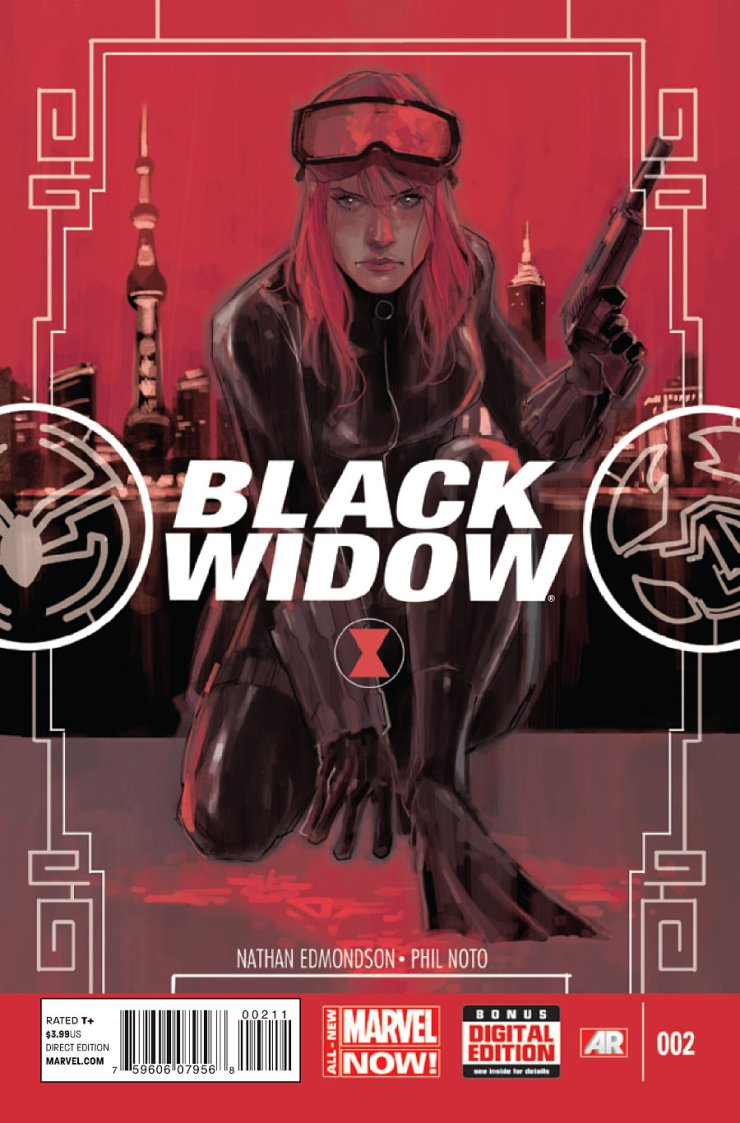 It's rare, but every once in a while I'll come across something completely and utterly magnificent. Last time it was Black Widow #1, which earned a rare 10 out of 10 from me. With that level of quality, I had to check out the next issue to see if it could live up to that score, even just a little. Is it good?