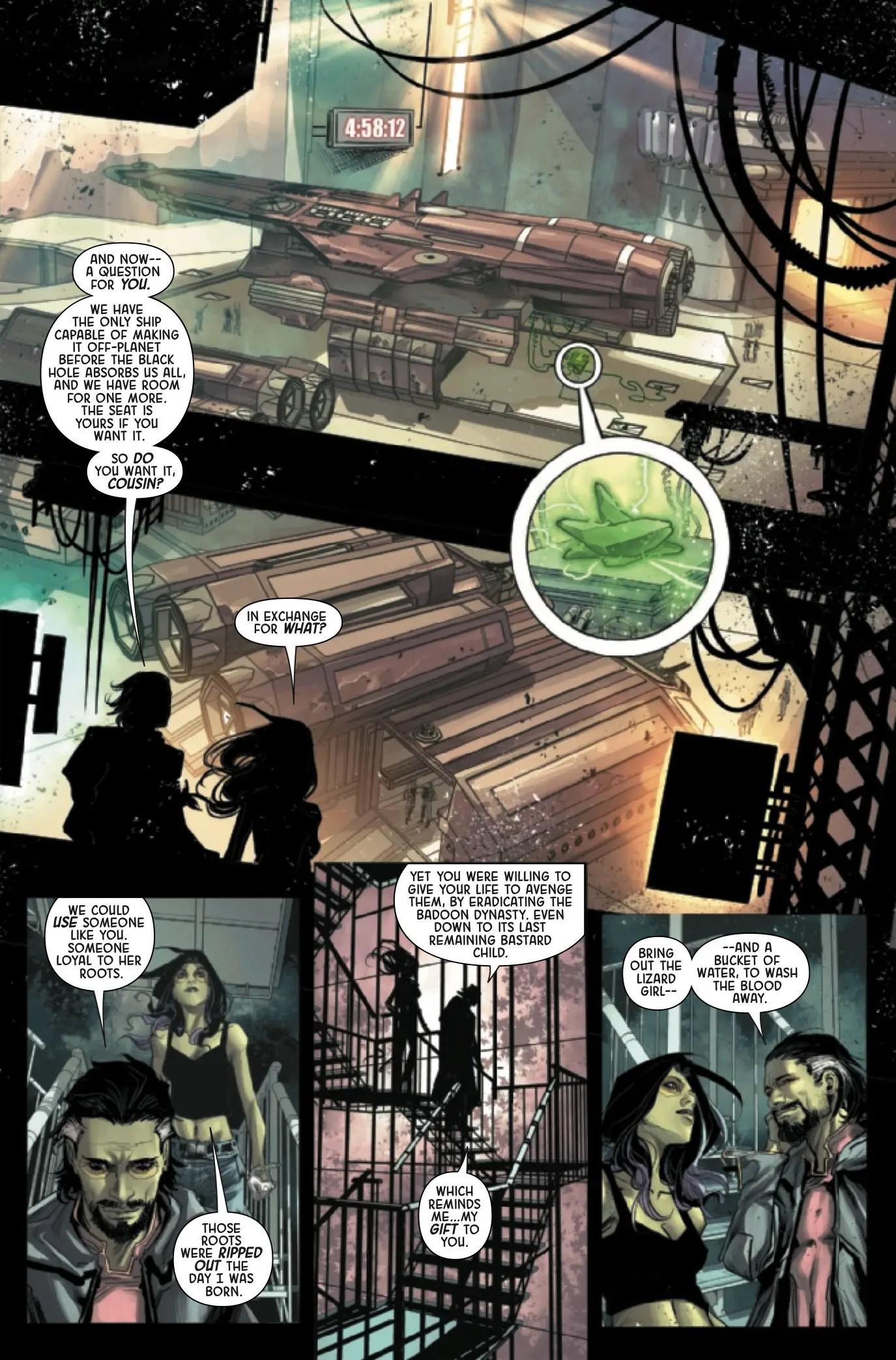 Gamora #4 Review