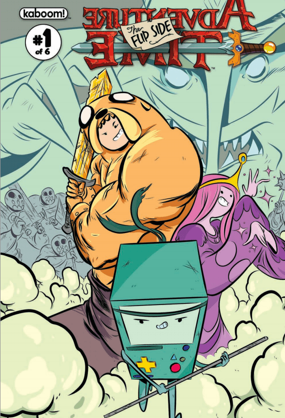 Is It Good? Adventure Time: The Flip Side #1 Review