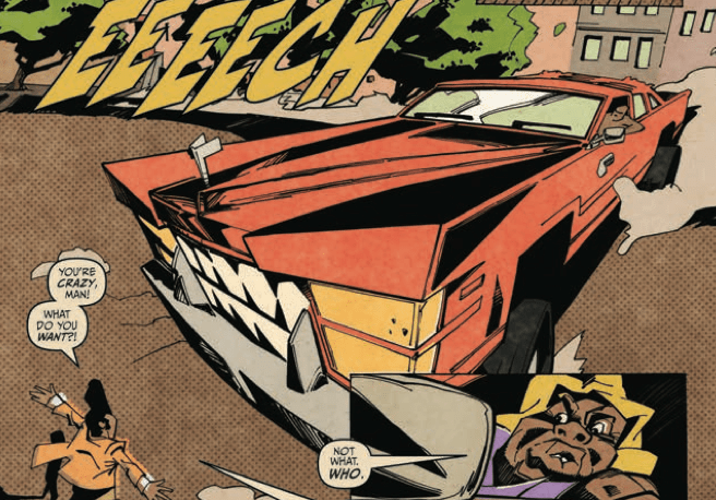 Is It Good? Black Dynamite #1 Review
