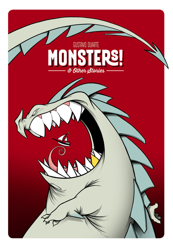 monsters!-and-other-stories-cover