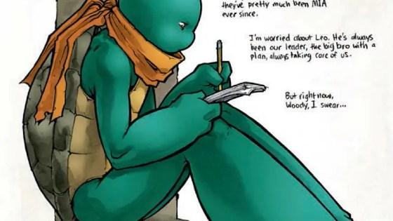 Is It Good?  Teenage Mutant Ninja Turtles #30 Review
