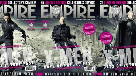 Empire Magazine's 'X-Men: Days of Future Past' Covers Are Here: Let's Speculate!