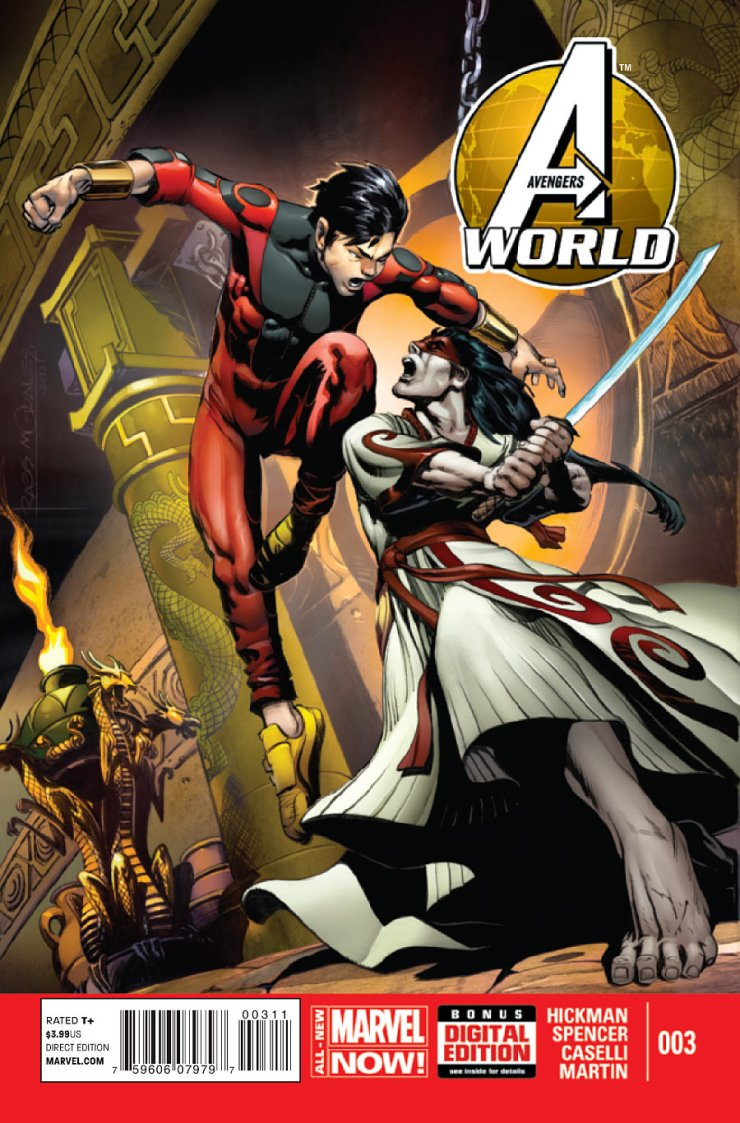 Is It Good? Avengers World #3 Review