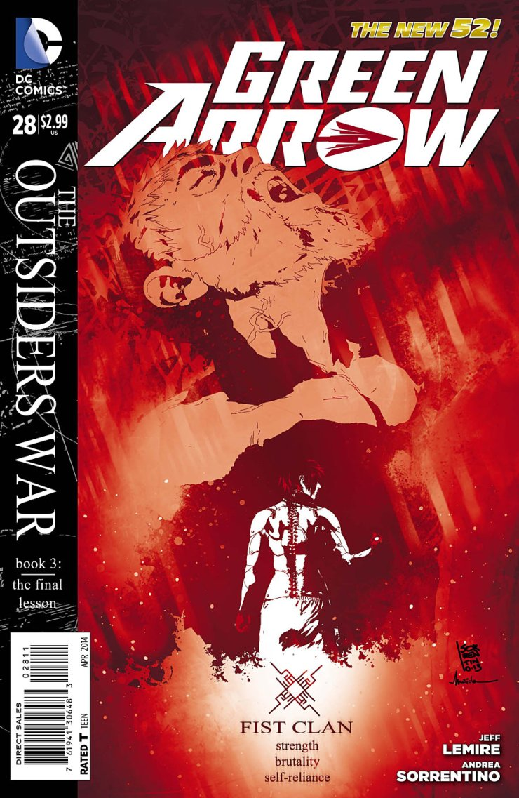 I didn't review last issue, but I'm pretty sure the score would have been pretty high. I mean, after that twist last time, I was stoked to see where the story would be going next. It's here now, but is it good?