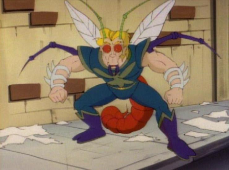 Teenage Mutant Ninja Turtles (1987) Season 4, Part 5 Review