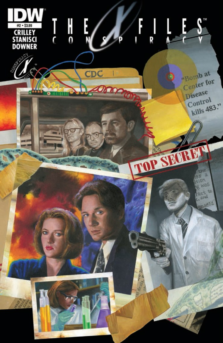 Is It Good? X-Files: Conspiracy #2 Review
