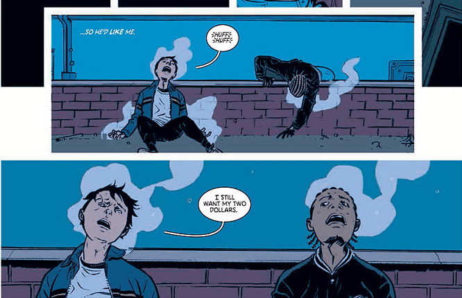Is It Good? Deadly Class #3 Review